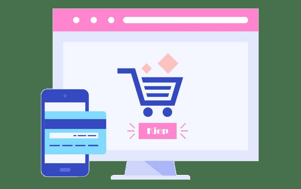 Nettbutikk løsning fra a-å | xpeamedia.no